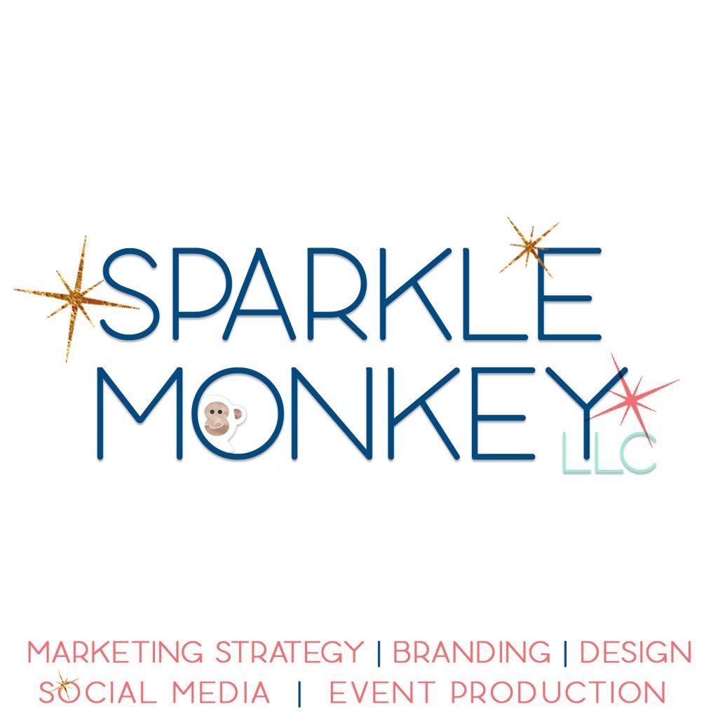 SparkleMonkey Design by Catherine Zimmermann