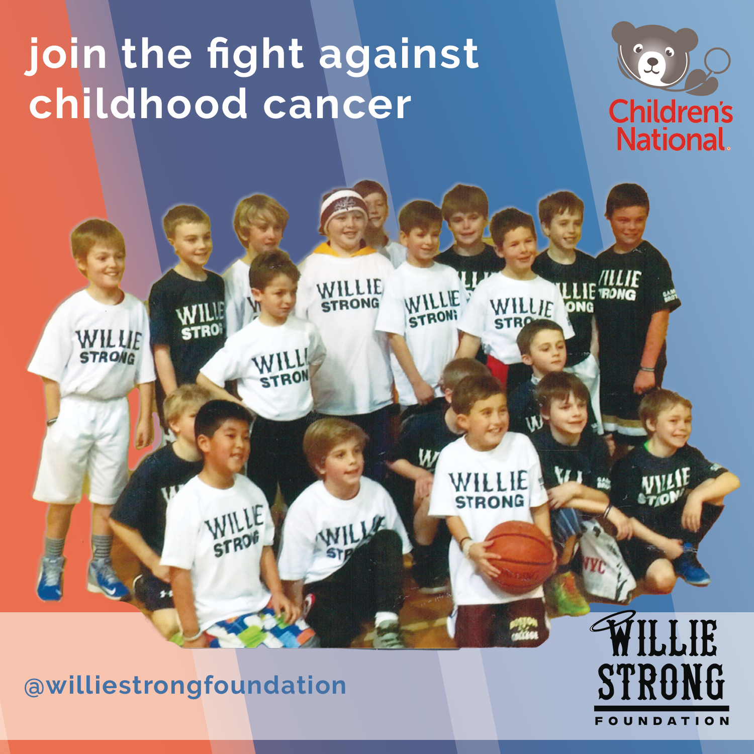 WillieStrong Basketball Tourney